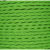 0.75mm Twisted Cable Lime Green